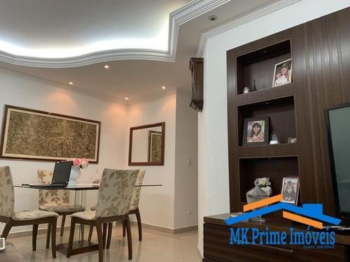 Imagem 1 de 6 de Ótimo Apartamento Na Vila Osasco 80 M² - 987