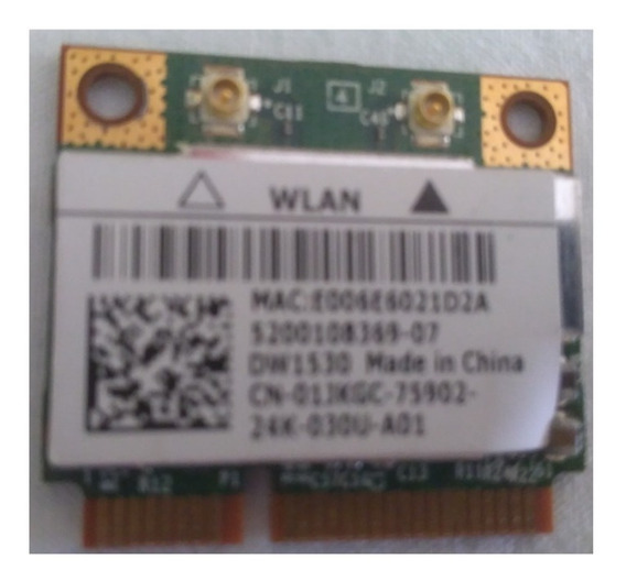 Placa Wireless Dell Latitude E6420
