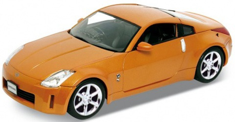 Auto 1:36 Nissan Fairlady Welly Lionels 2329