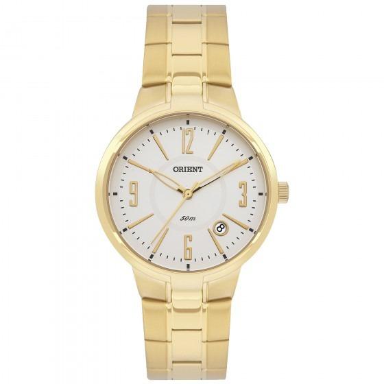 Relógio Orient Fgss1078 S2kx Feminino Dourado - Loja Refinado