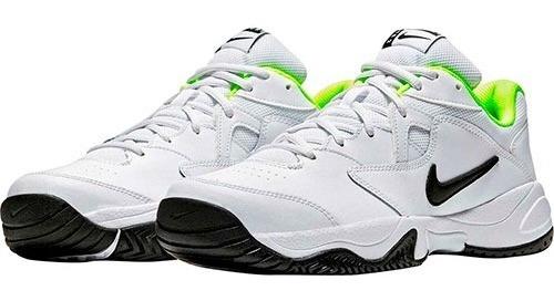 Tenis Nike Court Lite 2 Blanco Tallas De #25 A #29 Hombre