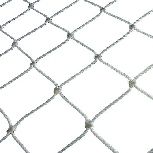 Imagen 1 de 10 de Red 10 Cm 3,3 Mm Cerrar Cubrir Perimetro Techo Cancha Futbol - Entrega Inmediata Con Instrucciones