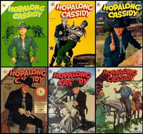Hopalong Cassidy Novaro Colección Cómic Digital