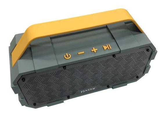 Caixa De Som Portatil Bluetooth 20w Shocker M90