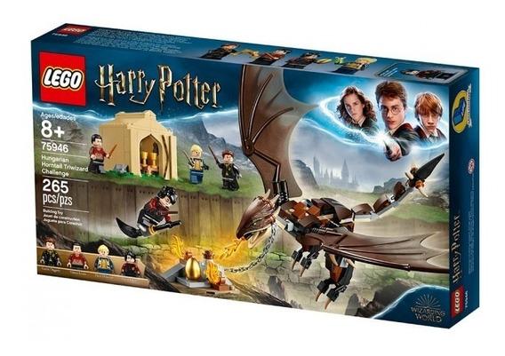 Lego Harry Potter - Desafío De Los Tres Magos