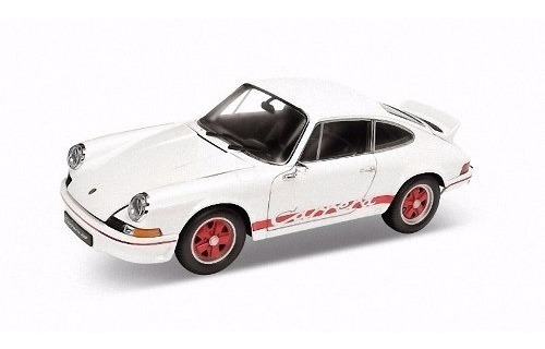 1973 Porsche 911 Carrera Rs Esc 1:18 - Welly Ploppy 373569