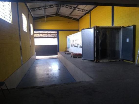 Galpão Em Vila Zat, São Paulo/sp De 400m² Para Locação R$ 8.000,00/mes - Ga537093