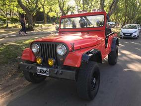 Jeep Jeep Ika, Mec Chev.