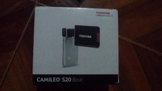 Cámara De Video Toshiba