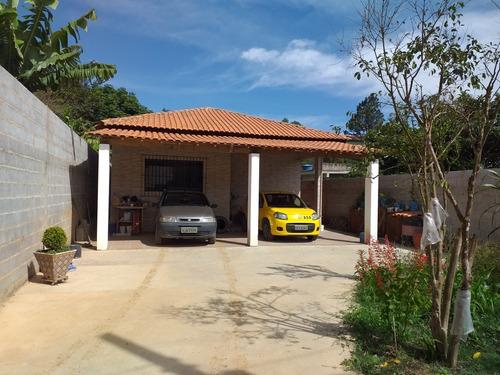 Vendo Pequena Chácara Bairro Monte Serrat Em Itapevi. 740m²
