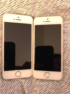 Celular iPhone 5s 16 Gb Color Blanco. Perfecto Estado.