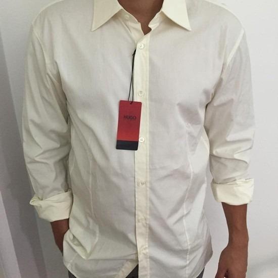 Camisa Social Hugo Boss Masculina Original Frete Grátis