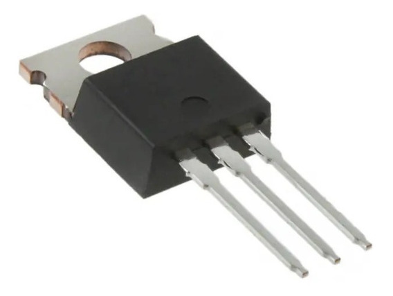 Transistor Mosfet 100v 5.6a 43w Irf510 (5 Unidades)