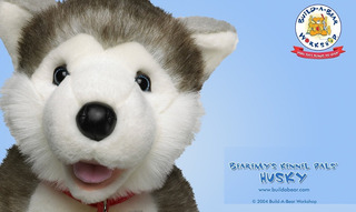 Perro Original Eeuu Siberiano Husky Con Sonido Ladra