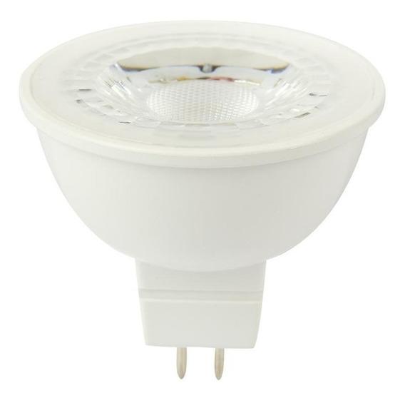 Foco Led Mr16 Dimeable Gu5 7w Luz Calida 600lm Mr16d-led/001