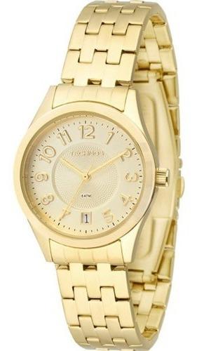 Imperdível Relógio Technos Feminino Elegance 2115knj/4x
