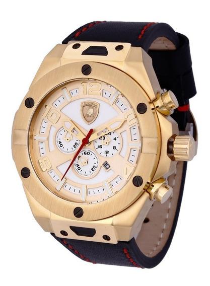 Relógio Masculino Lamborghini Lb90050672m Murciélago
