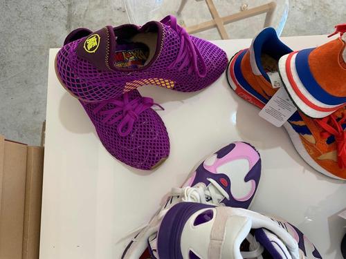 La cabra Billy Automático fecha límite  Colección Completa Sneakers adidas Dragon Ball Z .   Mercado Libre