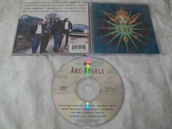 Cd - Arc Angels - Living In A Dream