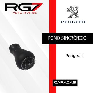 Pomo Sincronico Palanca De Velocidades Peugeot 206 207 307