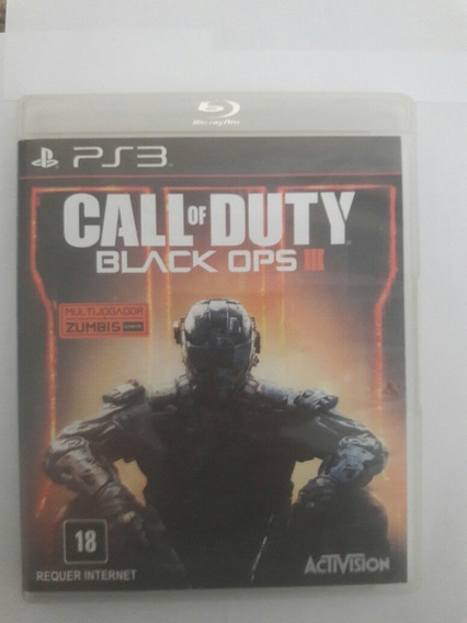 Call Of Duty Black Ops 3 - Ps3