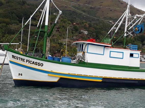 Pesca Traineira 8 Tonelada