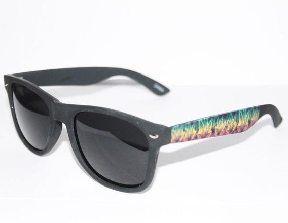 Óculos De Sol Wayfarer Jamaican Marijuana