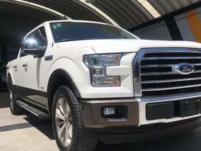 Ford Lobo 3.5 Lariat Cabina Doble 4x4 Mt 2015