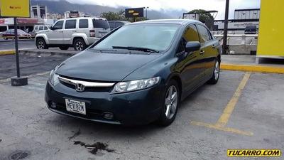 Honda Civic Lxs-automático