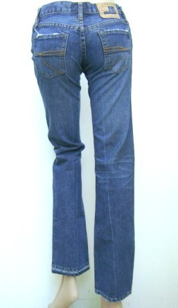 Custo Barcelona Pantalon W24 L32 Jean Azul (ana.mar)
