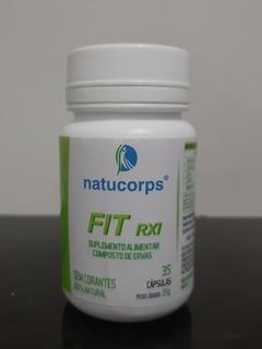 Natucorps Fit Rxi (kit Com 6 Unidades)