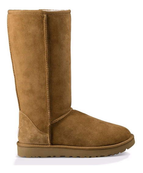 Botas Mujer Ugg Modelo Classic Tall Il Heritage Camel