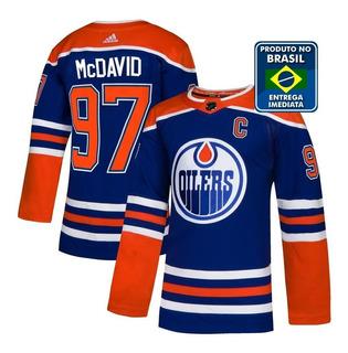 Hockey/hoquei No Gelo - Edmonton Oilres - Mcdavid #97 Nlh