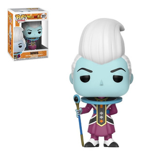 Muñeco Funko Pop Whis Dragon Ball 317 Original