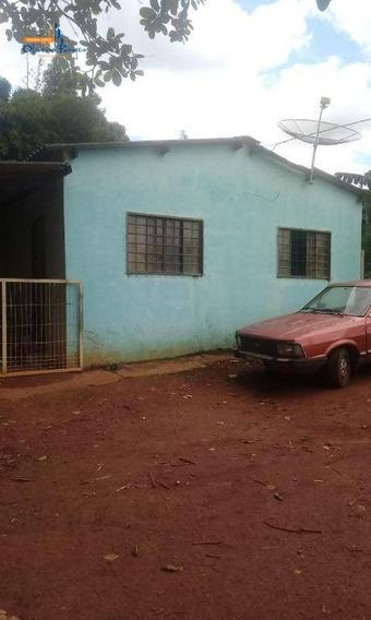 Chácara À Venda, 15000 M² Por R$ 300.000 - Vila São Vicente - Anápolis/go - Ch0049