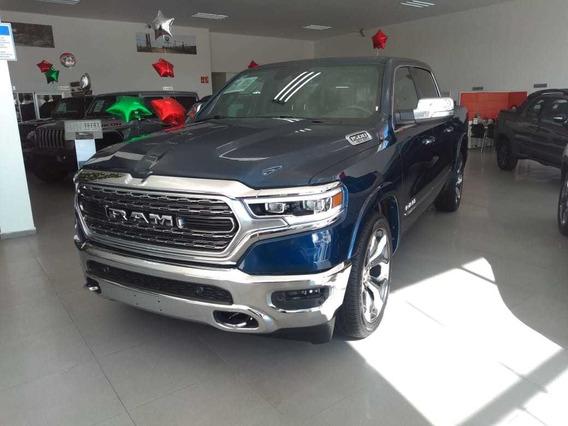 Ram 1500 Limited Motor 5.7l Azul 4 Puertas