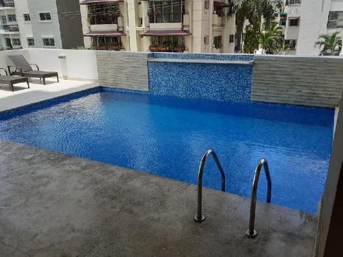 Alquilo Apartamento Con Linea Blanco En Naco
