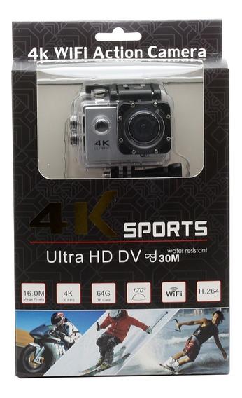 Camera Pro Sport Ultra 4k Action Go Cam Hd Sport 1080