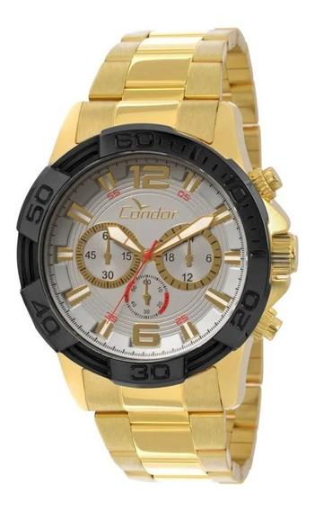 Relógio Masculino Condor Civic Covd54aa/4k Analógico