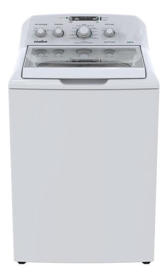 Lavadora Automática 20 Kg Blanca Mabe - Lma70214vbab0
