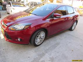 Ford Focus Titanium Tp 2000cc 4p