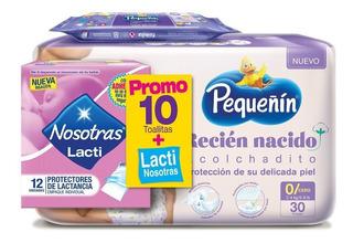 Oferta Pañales Pequeñín Etapa 0 - Unidad a $16
