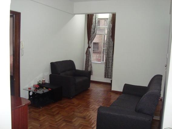 Apartamento Com 2 Quartos Para Comprar No Barro Preto Em Belo Horizonte/mg - Sim2577