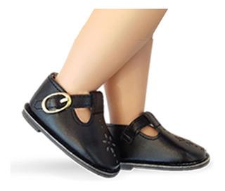 Witty Girls Calzado Escolar Muñecas 45 Cm/18 Pulg American