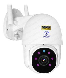 Camara Wifi Ip Mini Domo Fhd Zoom Nube Exterior Seguridad