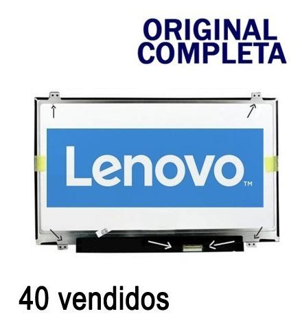 Tela 14 Slim Notebook Lenovo G400s 40 Pinos - Originais