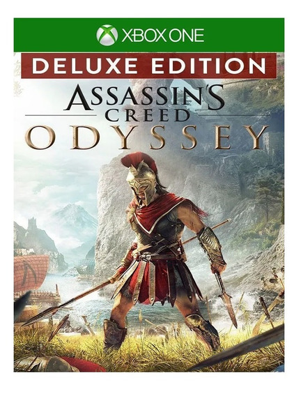 Assassins Creed Odyssey Deluxe Xbox - 25 Dígitos