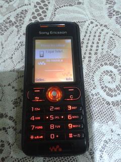 Celular Sony Ericsson W200a Walkman Lindo Raro