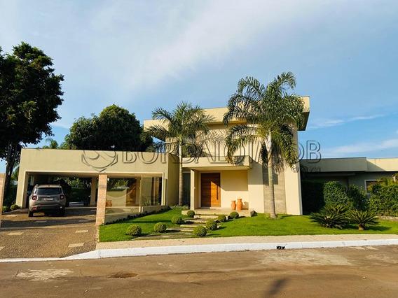 Linda Casa Em Um Dos Melhores Condomínio Do Park Way, Com 560m², 4 Suítes, Nascente, Reformado, Aceita Permuta, Aceita Carro. - Villa120151