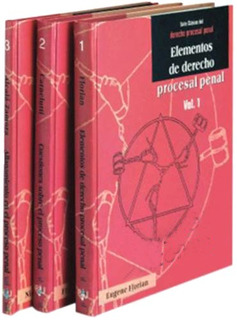 Libro De Derecho Clásicos Del Derecho Procesal Penal 3 Tomos